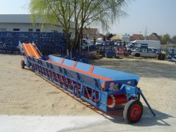 Mobile tank conveyor belt T-206